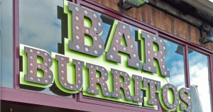 Bar Burritos