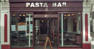 Pasta Bar