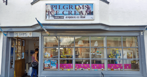 Pilgrims Ice Cream