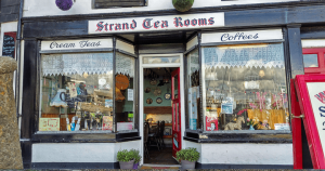 The Strand Tea Room