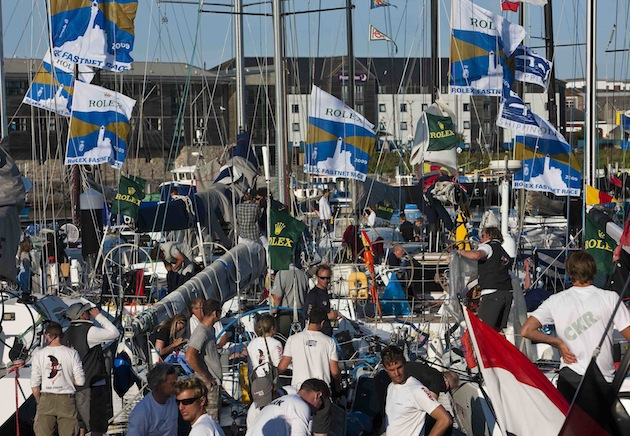 PLYMOUTH BARBICAN EVENT: Rolex Fastnet Race – 11th to 18th August 2013