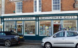 mayflower-gifts-ice-cream-and-coffee-plymouth-barbican-waterfront-uk