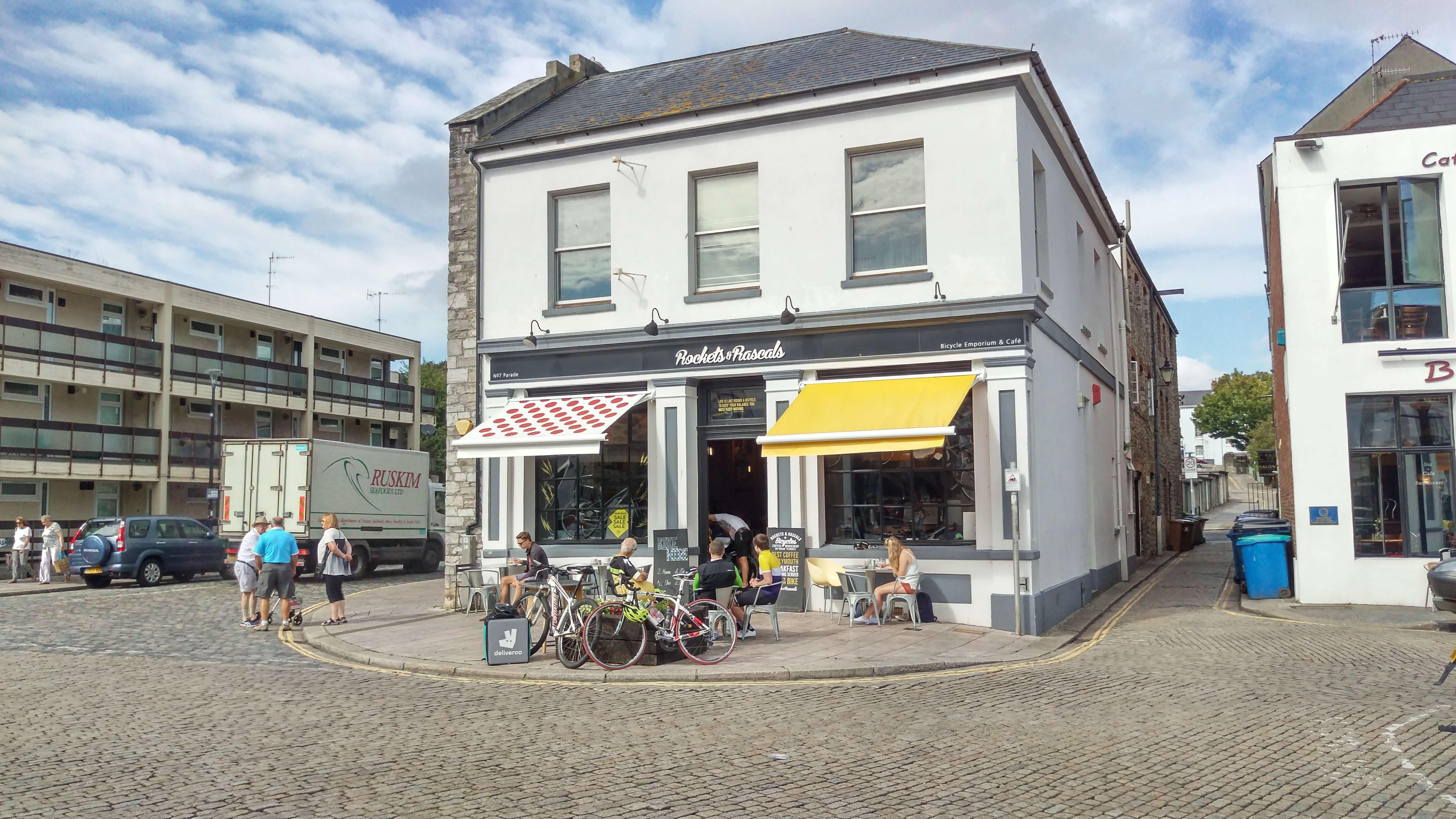 Cake Shop Plymouth Barbican
