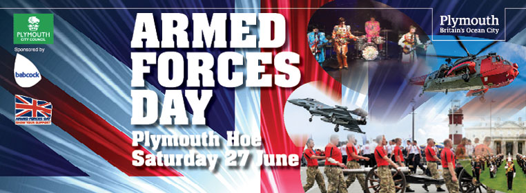 Plymouth Armed Forces Day 2015