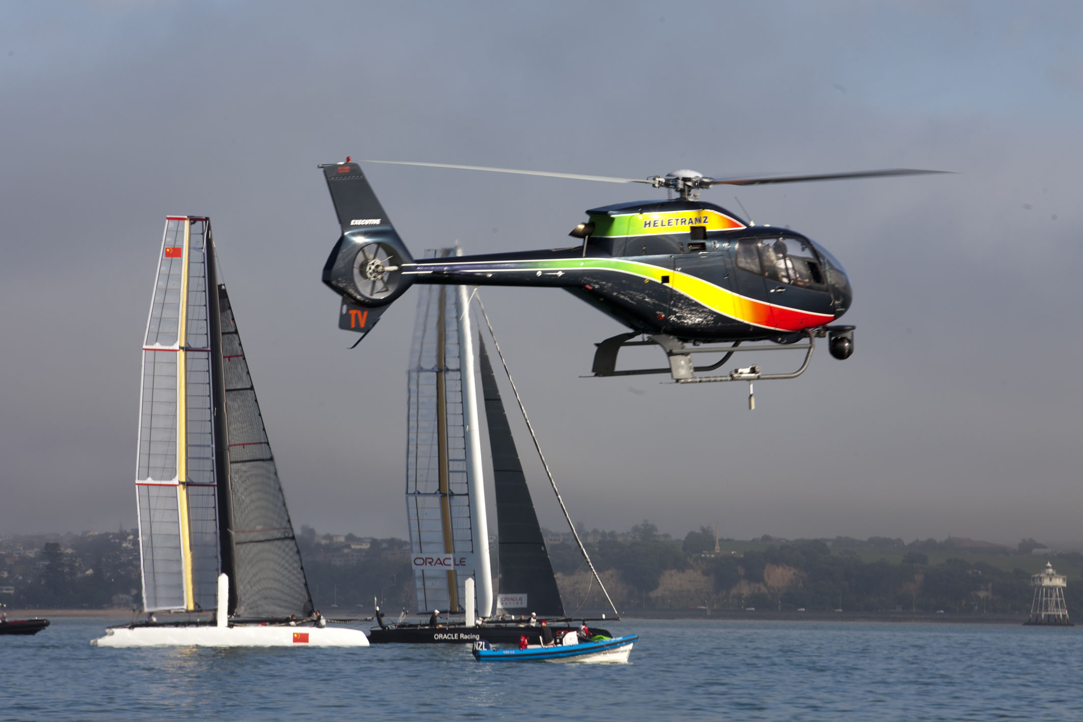 America's Cup Plymouth Race Village – Recycled Roads