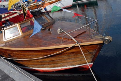 EVENT: Sutton Harbour Plymouth Classic Boat Rally – 26th to 30th July 2013