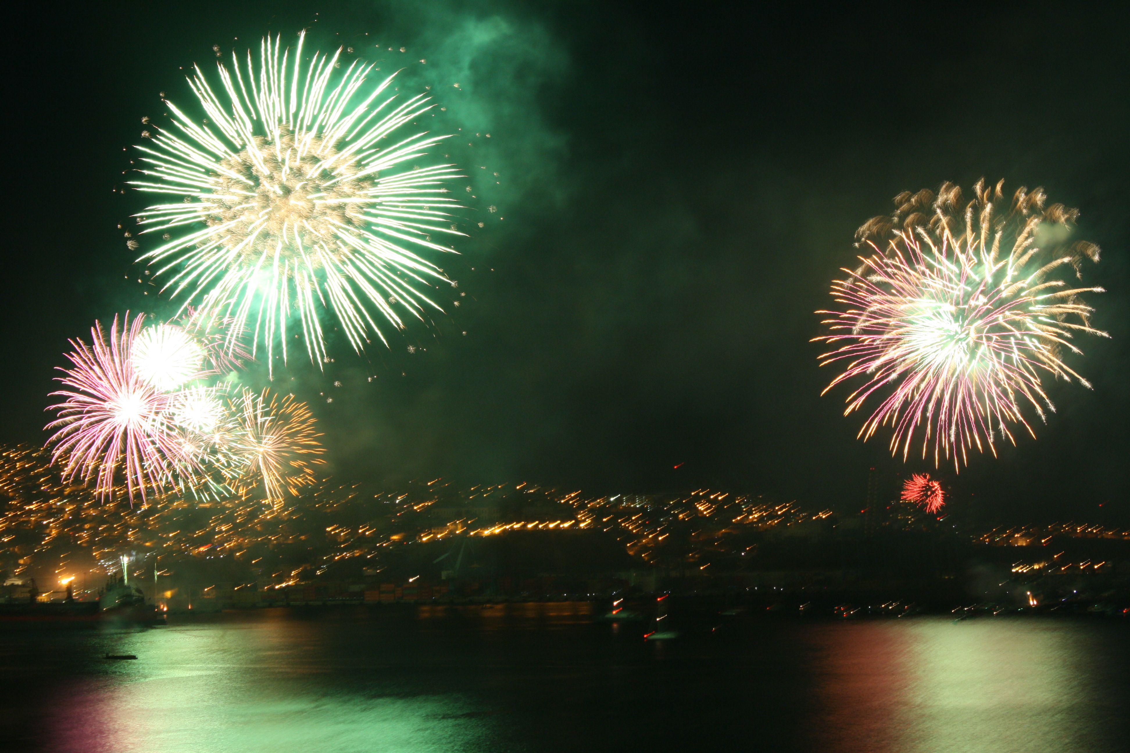 British Fireworks Championship to stay in Plymouth for next 6 years