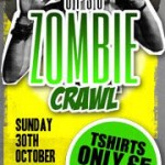 UPSU Zombie Crawl, invades the Barbican!
