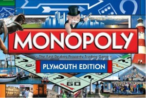 Monopoly Plymouth Edition