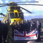 Getting to the Plymouth National Armed Forces Day – 30th June 2012