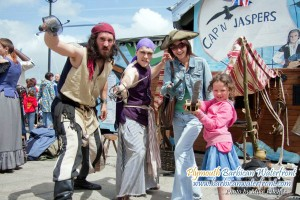 Plymouth Barbican Pirates Weekend 2014 is coming