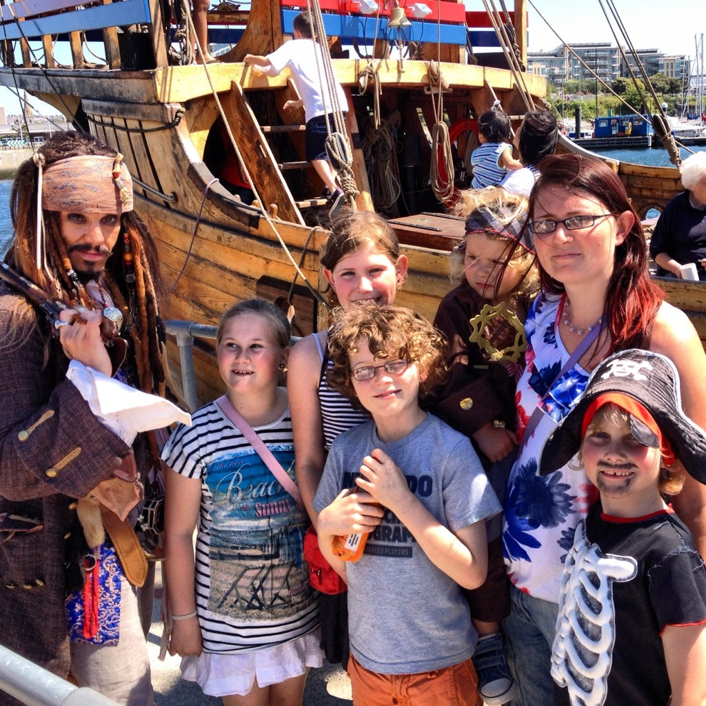 Plymouth Barbican Pirate Weekend – Day 2