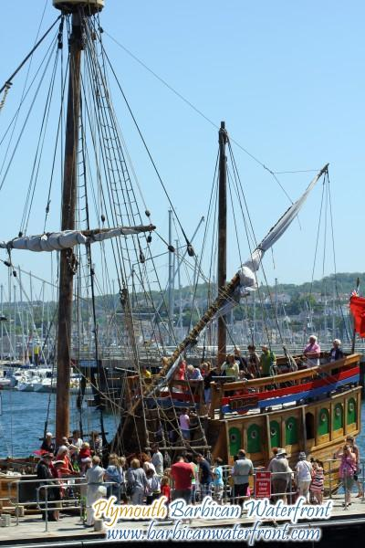 Gallery: Barbican Pirate Weekend – Steve Dudfield