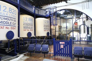 plymouth gin distillery tours
