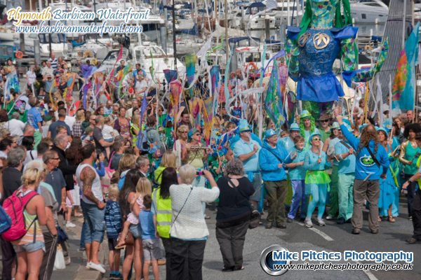 Plymouth Marine City Festival 2012 Has Started