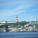 Plymouth Fishing Trips - view from boat