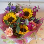 lily love day florist - plymouth barbican