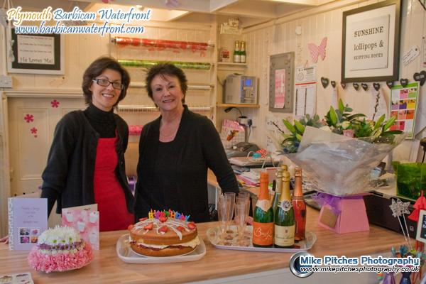 The Flower Cafe Celebrates Their First Birthday!