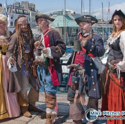 Plymouth Barbican Pirate Days Weekend 25-26th May 2013