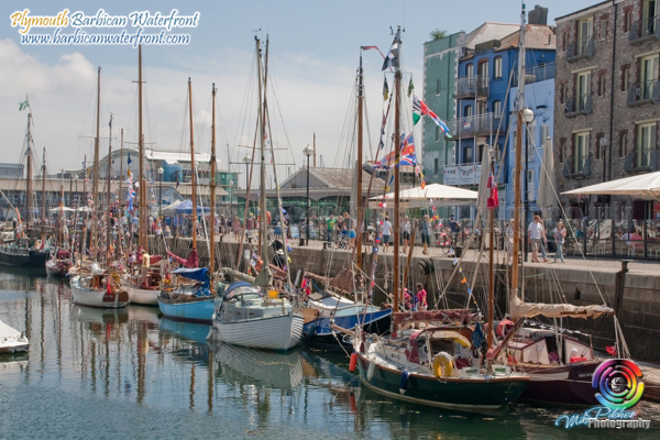 Photos – Sutton Harbour Plymouth Classic Boat Rally 2013