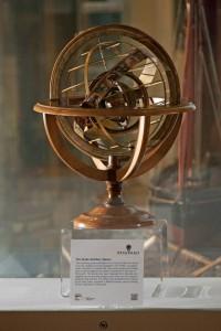 The Drake Armillary Sphere