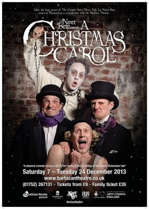 A Christmas Carol - B-Bar Barbican Plymouth