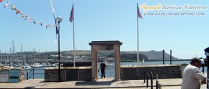 Plymouth Barbican Thanksgiving 2013