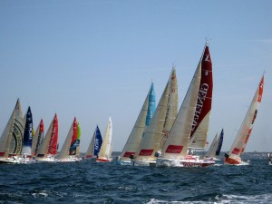 Solitaire Fleet Plymouth Sailing Event 2014