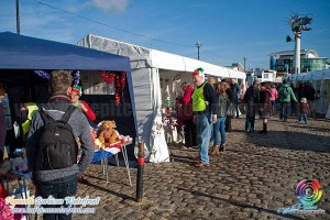 plymouth barbican christmas market 2013