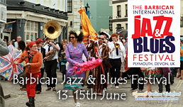 Plymouth Barbican Events: Jazz & Blues and La Solitaire du Figaro