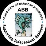 Plymouth Barbican ABB Prawn logo