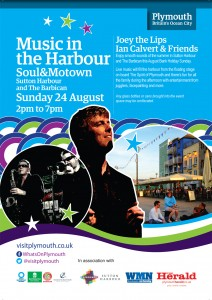 Plymouth Barbican Sutton Harbour Music in the Harbour August 2014