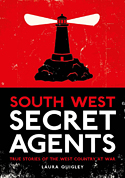 Book South West Secret Agents Plymouth by Laura Quigley