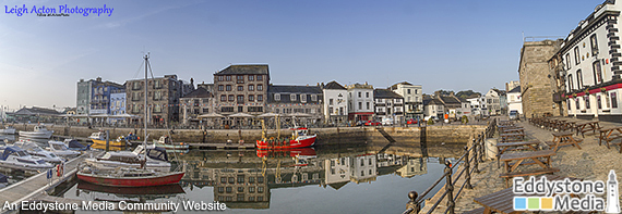 New header image on the Barbican Waterfront Website