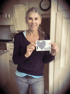 Sharron Davies - I Love The Barbican Campaign