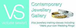 Vicky Sewart Jewellery Plymouth Barbican UK