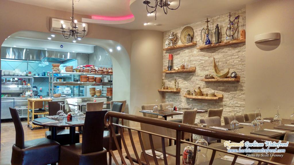 Le Ziz Restaurant Plymouth Barbican 1
