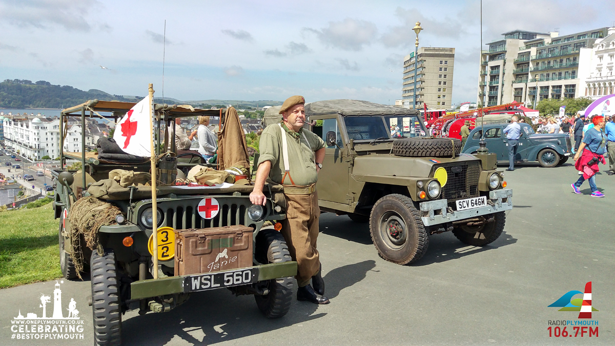 Plymouth Armed Forces Day 2015 photo 3