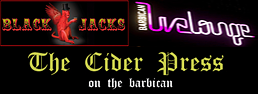 plymouth barbican pubs blackjacks cider press barbican live lounge