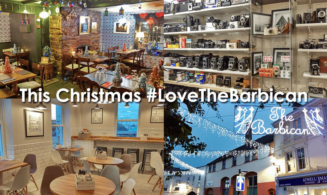 This Christmas #LoveTheBarbican – Part 2