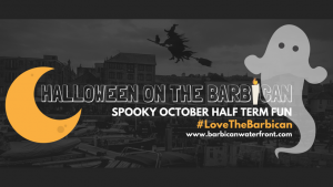 halloween on the Barbican