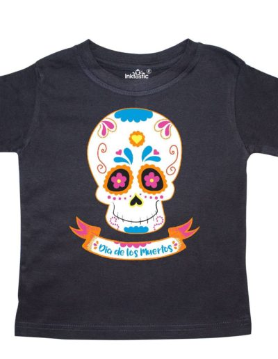 Day of the Dead t shirt making