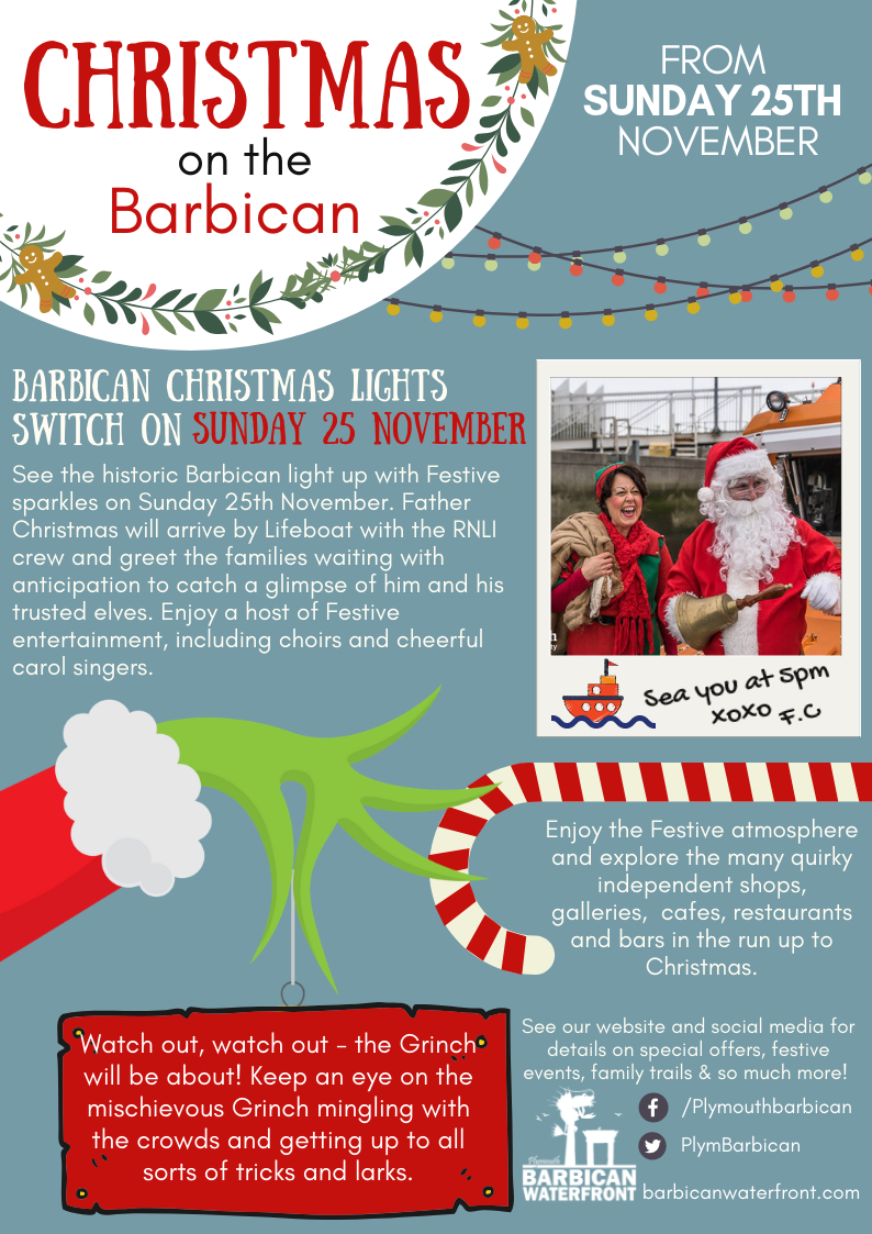 Christmas on the Barbican 2018