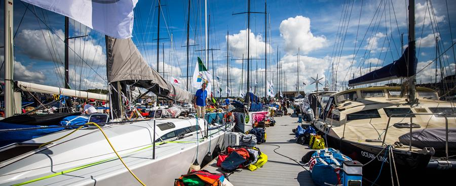 Opportunity to promote your Special Offers at Rolex Fastnet Race 2019