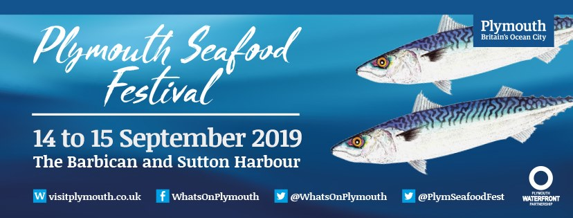 Plymouth Seafood Festival 2019