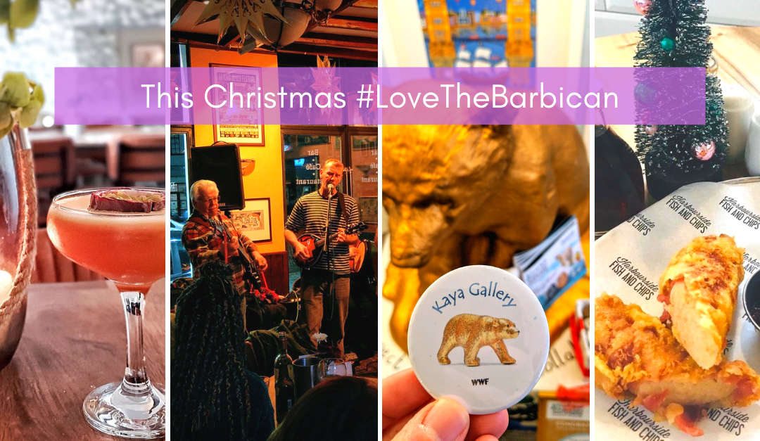 Christmas on the Barbican – Part 3